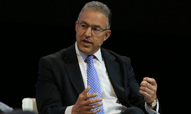 Ahmed Aboutaleb, maire de Rotterdam.